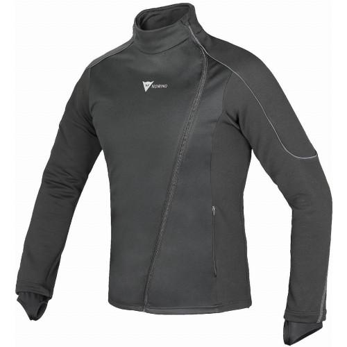 Dainese D-Mantle Fleece WS Shirt (Black/Black/Anthracite)