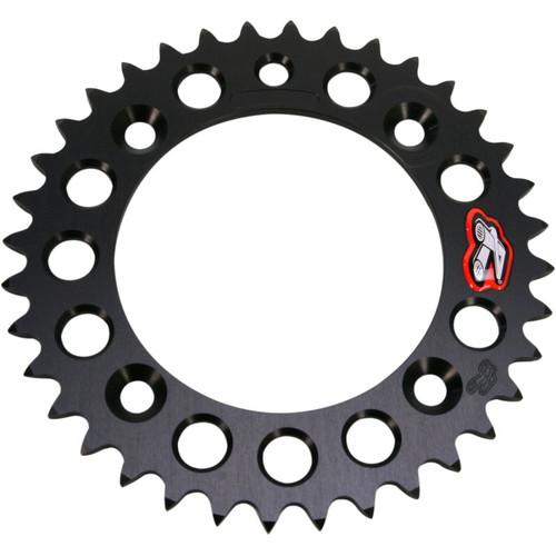 Renthal Ultralight Rear Dirt Bike Sprocket (Black)
