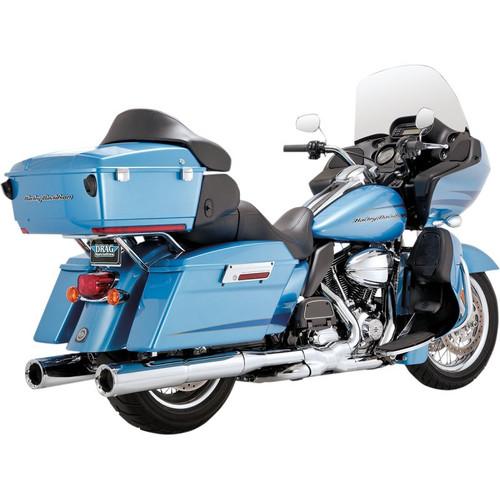 Vance & Hines Power Duals Header System for Harley Davidson
