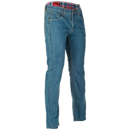 Fly Racing Resistance Jeans (Blue)