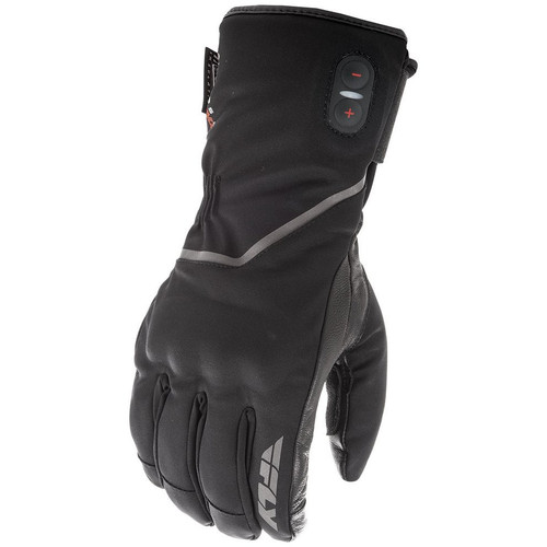 Fly Racing Ignitor Pro Heated Gloves (Black)