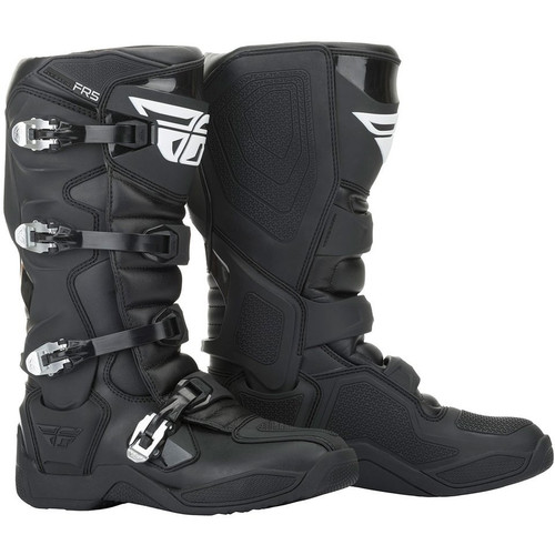 Fly Racing FR5 Boots (Black)