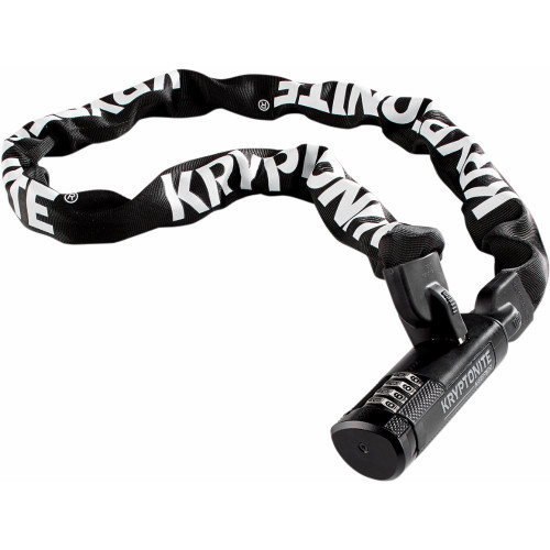 Kryptonite Keeper 712 Integrated Combination Chain