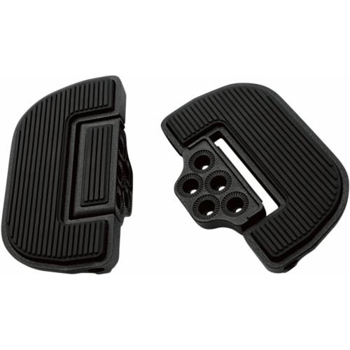 Kuryakyn Premium & Ribbed Motorcycle Floorboards