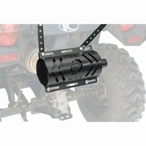 Kolpin Stealth Exhaust System 2.0 w/ Heat Shield