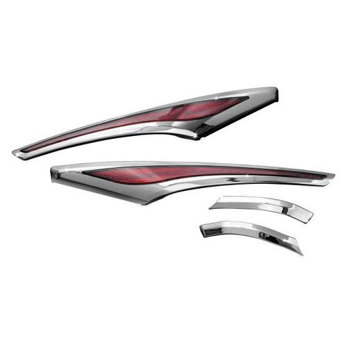 Kuryakyn LED Saddlebag Accent Swoops for Honda Gold Wing