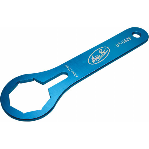 Motion Pro Fork Cap Wrench for Dual-Chamber Forks