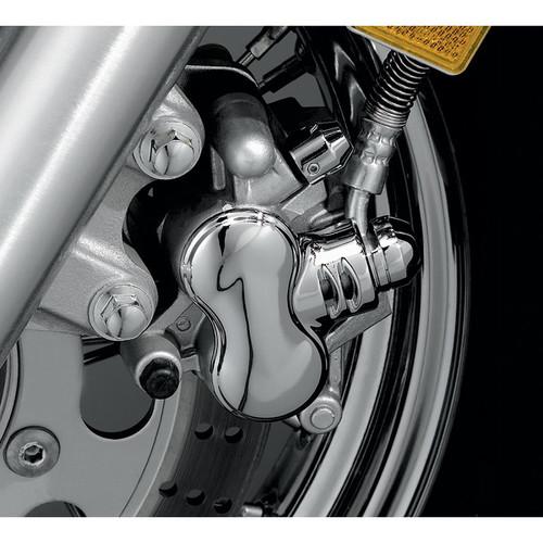 Kuryakyn Motorcycle Front Brake Caliper Cover