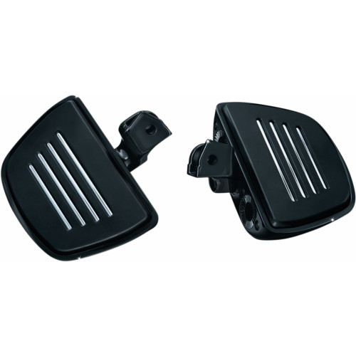 Kuryakyn Premium Mini Motorcycle Boards w/ Comfort Drop Mounts for Honda