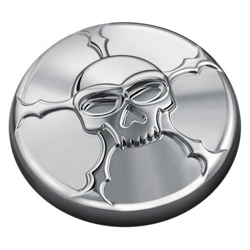 Kuryakyn Zombie Gas Cap for Harley Davidson
