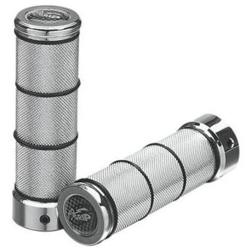 Pro Grip 864 Chromed Motorcycle Grips