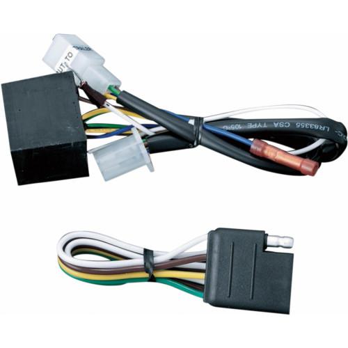 Kuryakyn Motorcycle 5-to-4 Wire Converter