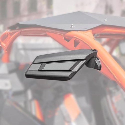 Octane Bolt-On Side View Mirrors for Can Am Maverick X3