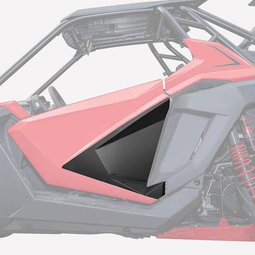 Octane Aluminum Lower Door Inserts for Polaris RZR PRO XP