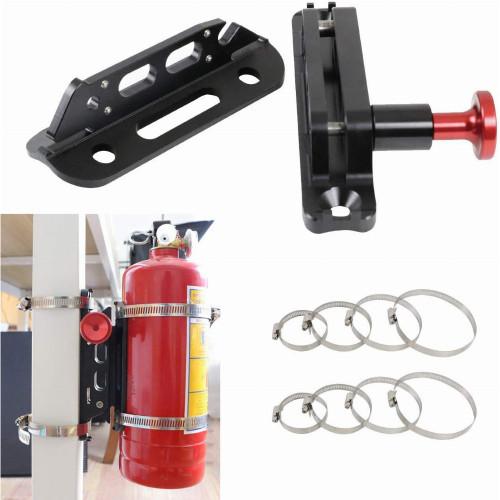 Octane Adjustable Fire Extinguisher Bracket