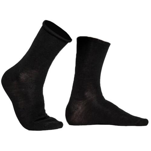 Tobe Primus Merino Socks (Jet Black)