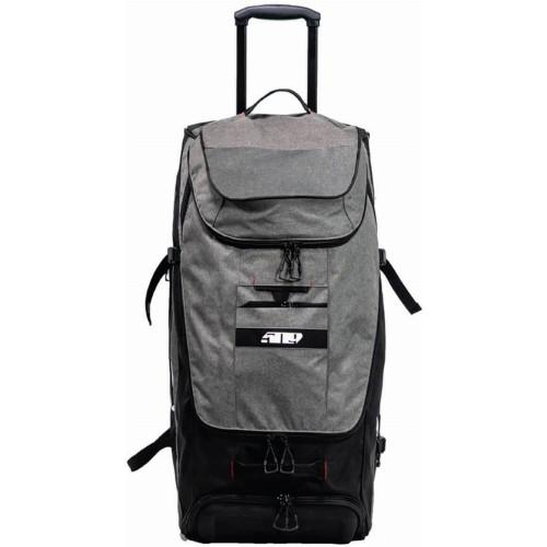 509 Revel Wheeled Duffel Bag (Heather Gray)