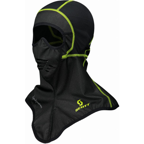Scott Wind DP Facemask (Black)