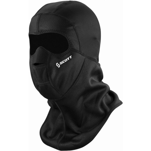 Scott Wind Warrior Hood Facemask (Black)