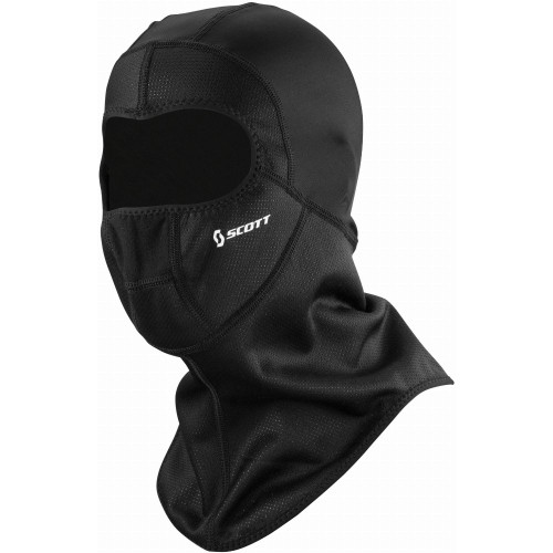 Scott Wind Warrior Open Hood Facemask (Black)
