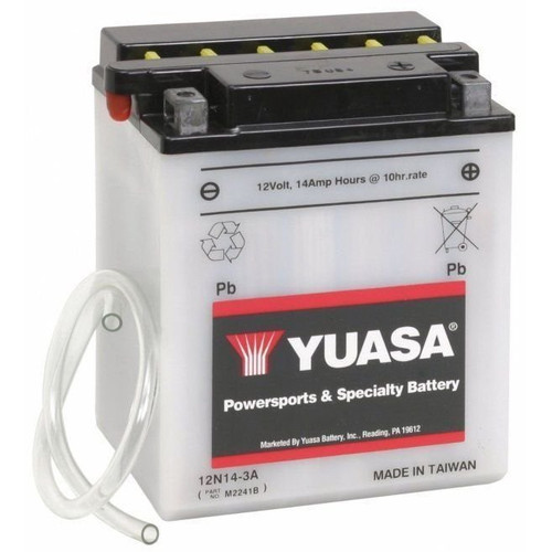 Yuasa Conventional Scooter Battery