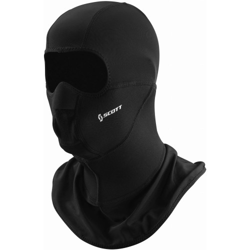 Scott Face Heater Hood Facemask (Black)