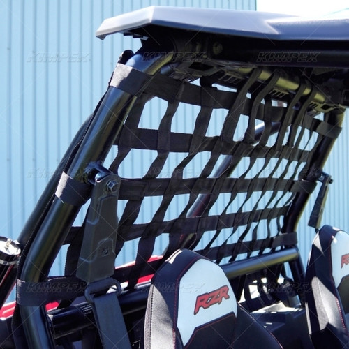 Rear Net Dust/Wind Stopper Big Mesh