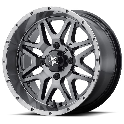 MSA M26 Vibe (Dark Tint) Wheel