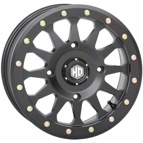 STI A1 Beadlock Wheel (Matte Black)