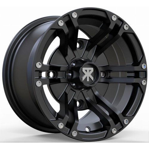 Traxion X-3 Wheel (Matte Black)