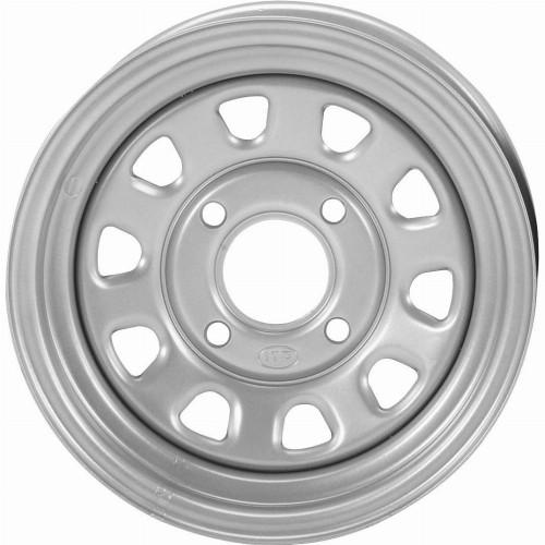 ITP Delta Steel Wheel (Silver)