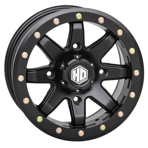 STI HD9 Beadlock Wheel (Matte Black)