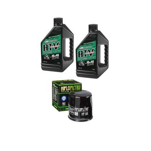 Arctic Cat Oil Change Kit (650 V2 ATVs)