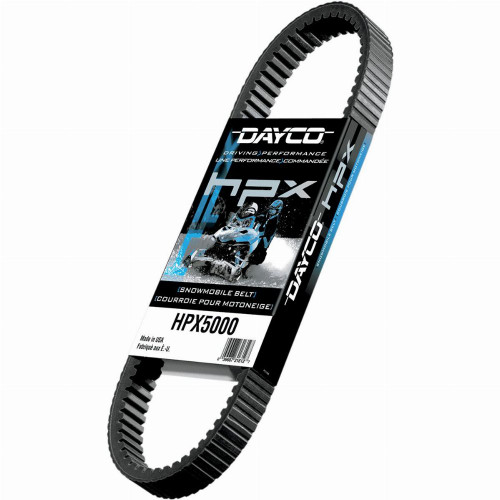 Dayco HPX Series Snowmobile Drive Belt for Ski-Doo