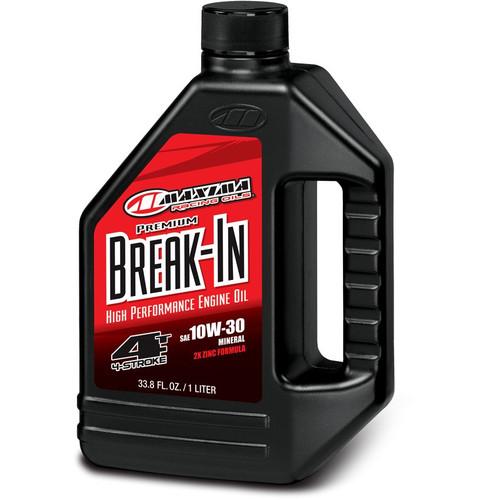 Maxima Break-In High Performance 4-Stroke Engine Oil
