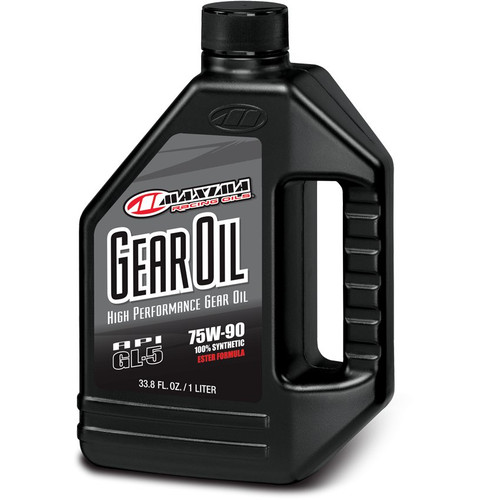Maxima Synthetic Ester-Based Gear Oil