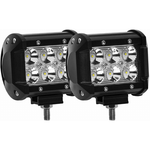 Octane 4-inch LED Light Cubes (Pair)