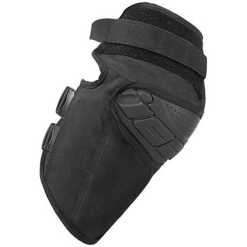 Icon Field Armor Street Knee Guards (Black)