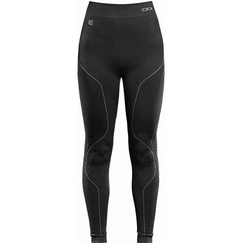 CKX Womens Thermo Underwear Pants (Black/Grey)