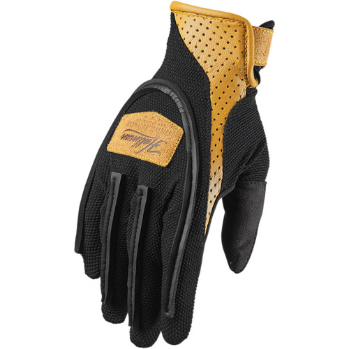 Thor Hallman Digit Gloves (Black/Gold)