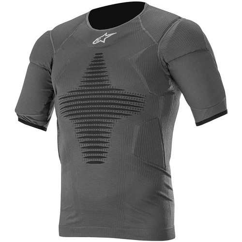 Alpinestars Roost Base Layer Top (Anthracite/Black)