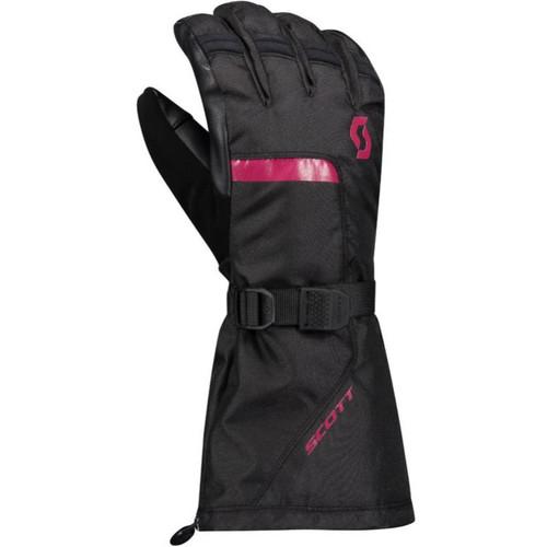 Scott Roop Women's Gloves (Black/Pink)