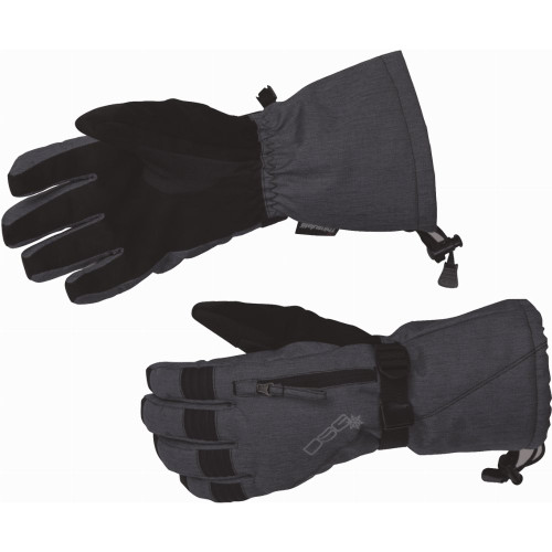 DSG Craze 4.0 Women's Gloves (Charcoal/Black)