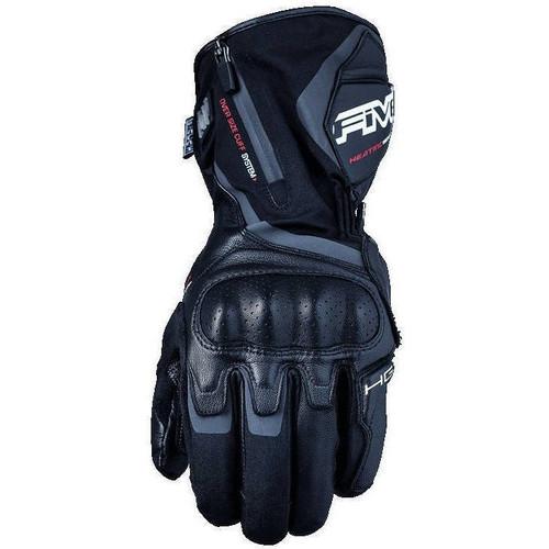 Five HG1 Heated Waterproof Gloves (Black)