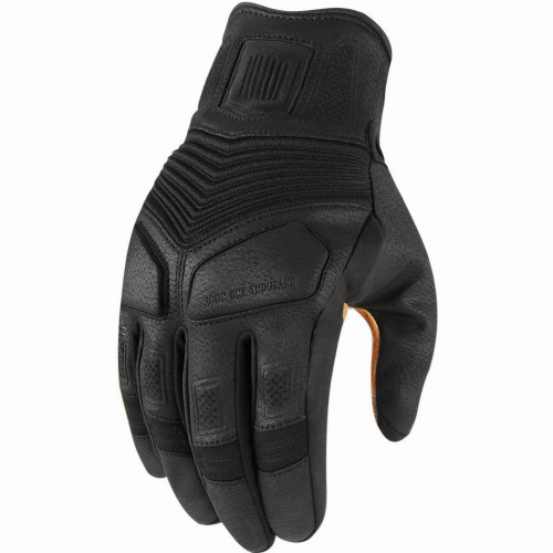 Icon 1000 Nightbreed Gloves (Black)