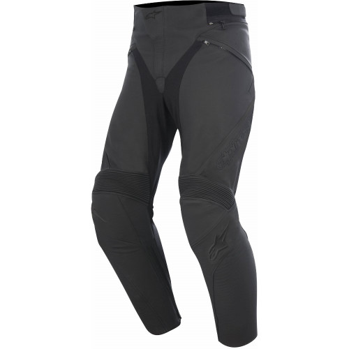 Alpinestars Jagg Leather Pants (Black)