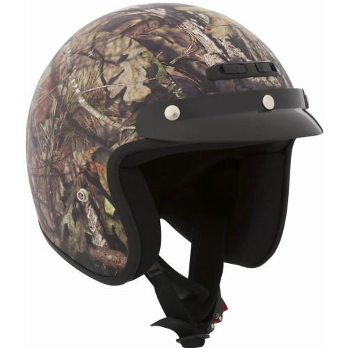 CKX VG200 Hunt Helmet (Brown/Green)