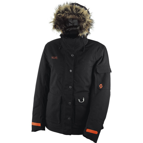 Scott Womens Nordic Jacket (Black)