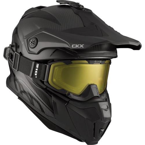 CKX Titan Carbon Helmet (Matte Carbon)