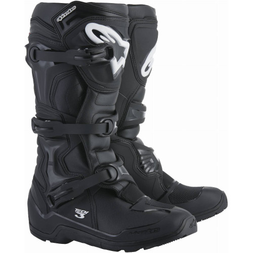 Alpinestars Tech 3 Enduro Boots (Black)